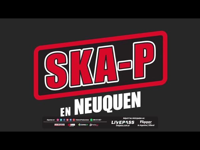 🎶 SKA-P 🎶 - Fedorco Producciones