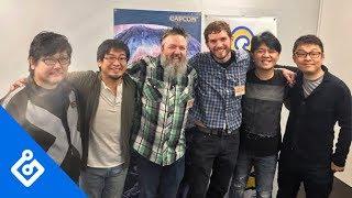 Visiting Capcom for Monster Hunter World: Iceborne