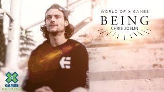 Chris Joslin: BEING | X Games Minneapolis 2019