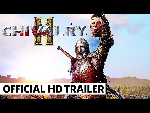 Chivalry 2 - Beta Announce | Release Date | Dev Diary | Epic Games Store Spring Showcase