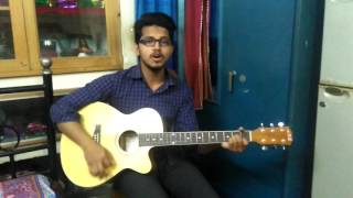 Cholna Sujon - Bokhate Film Song Guitar Cover And Tutorial Cord by Topu