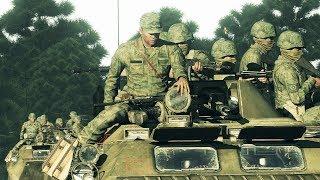 ARMA 3. США против РФ!.