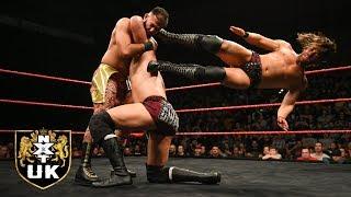 Amir Jordan & Kenny Williams vs. Zack Gibson & James Drake: NXT UK, Dec. 12, 2018