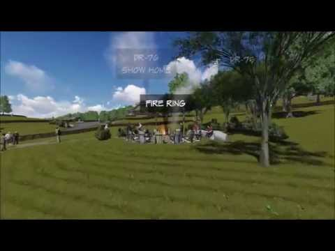 Trail View Park-A Natural Assets Community_Ground Plane Animation