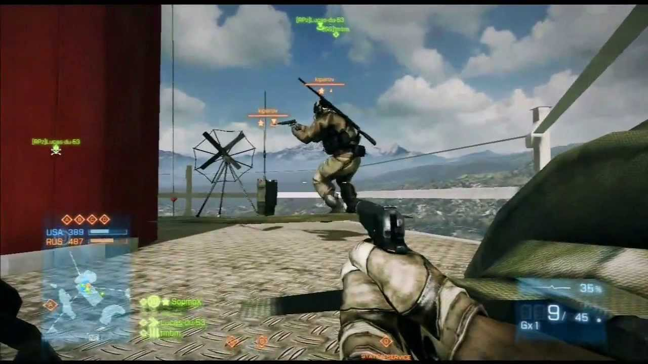 Download Battlefield 3 - Mega Ninja troll à 4! [Funtage]