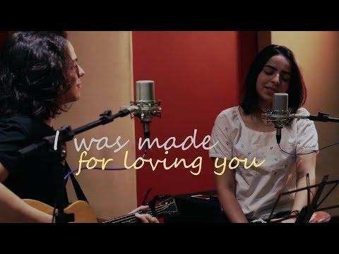 I Was Made For Loving You - TORI KELLY ED SHEERAN Gabriel Nandes e Kamilla Alvarenga cover