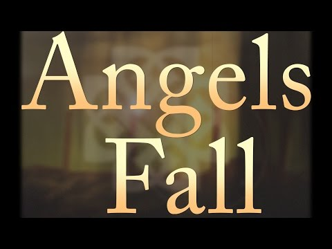 BREAKING BENJAMIN - Angels Fall (Lyrics)