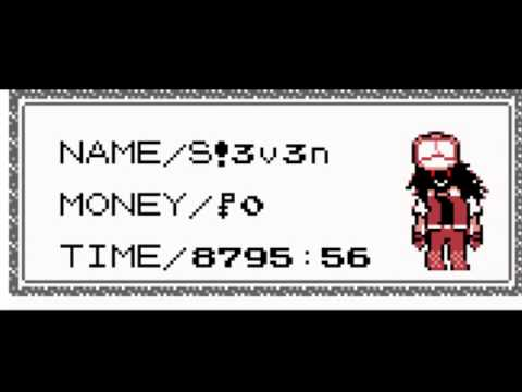 Pokemon strangled red gbc rom download