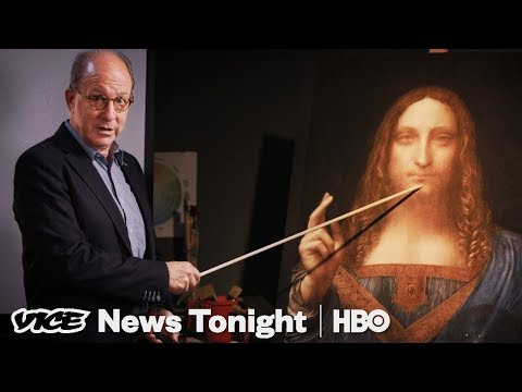 Why The World's Most Expensive Painting Has Gone Missing (HBO)