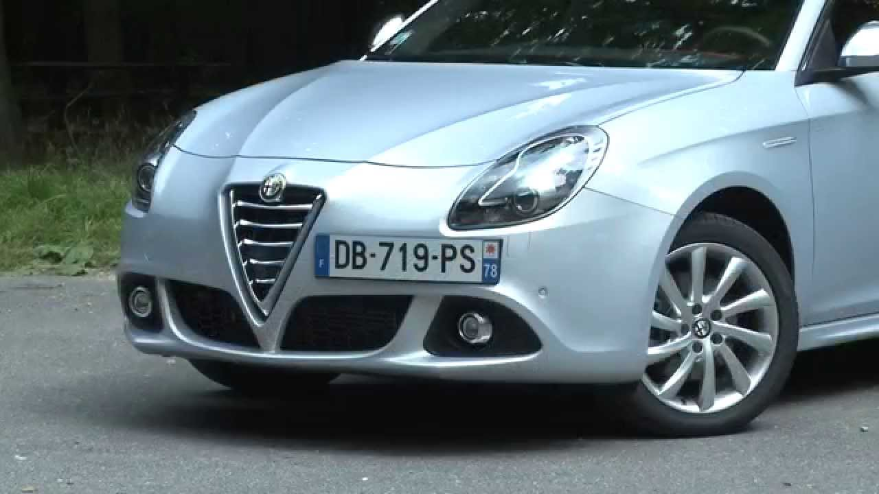 essai alfa romeo giulietta 2 0 jtdm 150ch youtube. Black Bedroom Furniture Sets. Home Design Ideas
