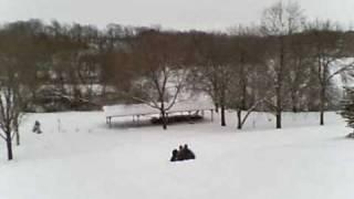 Sliding at Spring Creek Park Thumbnail