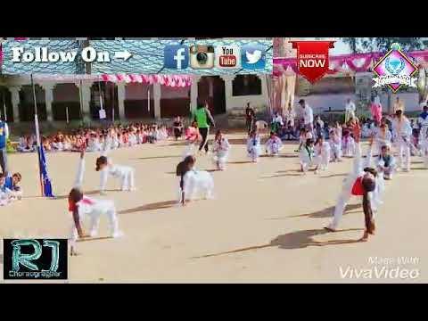 Kar har maidan fateh    motivational dance    Sportsmeet program 2018    Diamond valley school