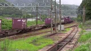 Video 2015.7.12 貨物列車 EF210-169   2081レ 三石駅(汽笛あり) download MP3, 3GP, MP4, WEBM, AVI, FLV Desember 2017
