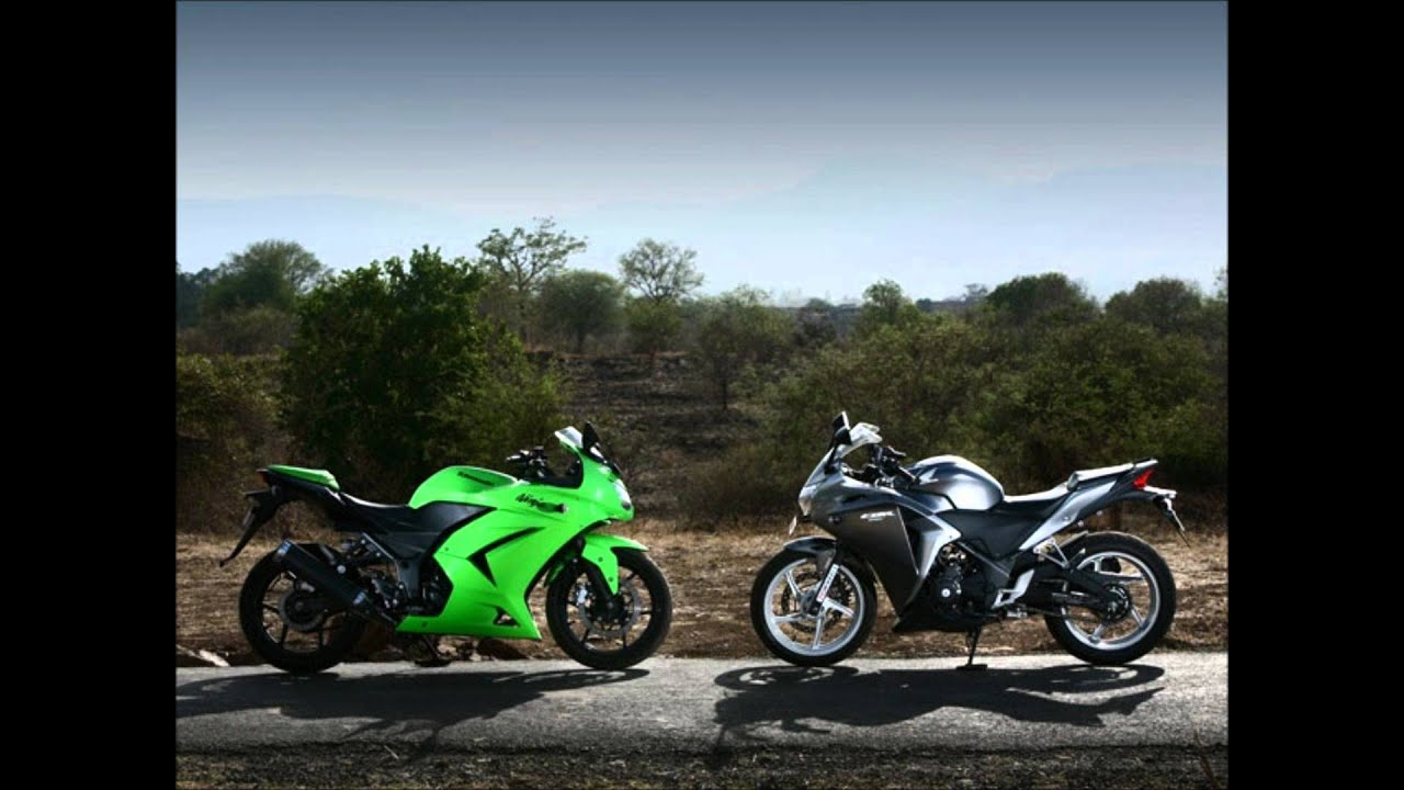 2012 Kawasaki Ninja 250 R Vs Honda Cbr 250r Youtube