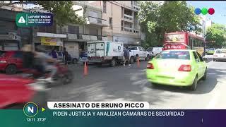 CONMOCIÓN EN GENERAL PAZ TRAS EL CRIMEN DEL JUBILADO