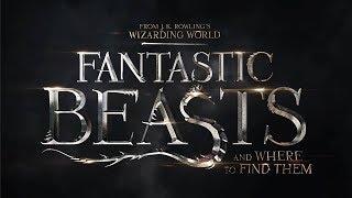 """""""Фантастические твари и где они обитают"""" - 2016  #2 трейлер   Fantastic Beasts"""