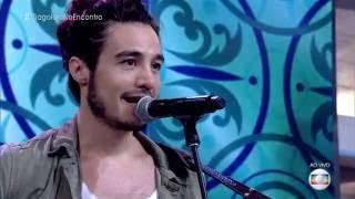 Tiago Iorc - Coisa Linda no Encontro com Fátima Bernardes