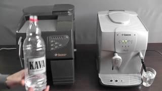 чистка кофемашины. Накипь в Saeco, Delonghi, Bosch