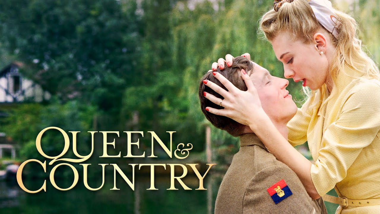 Queen & Country trailer - in cinemas & on demand from 12 June 2015 ...