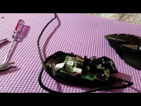 How to make your Logitech G502 ultra silent