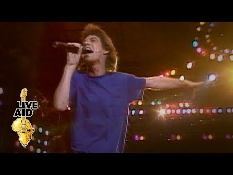 Mick Jagger - Miss You (Live Aid 1985)