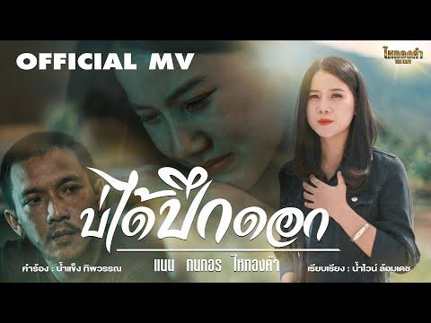 บ่ได้ปึกดอก - แนน กนกอร ไหทองคำ【OFFICIAL MV】