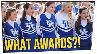 "High School Under Fire for Cheerleader ""Awards"""