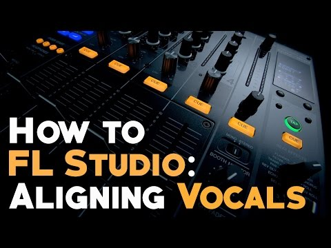 How to FL Studio: Aligning Vocals and Adlibs for Beginners