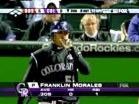 2007 World Series, 松坂 ワール...