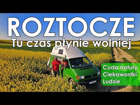 Jak naprawdę jest na wschodzie Polski? Kamperem przez Lubelskie Roztocze 4K 158