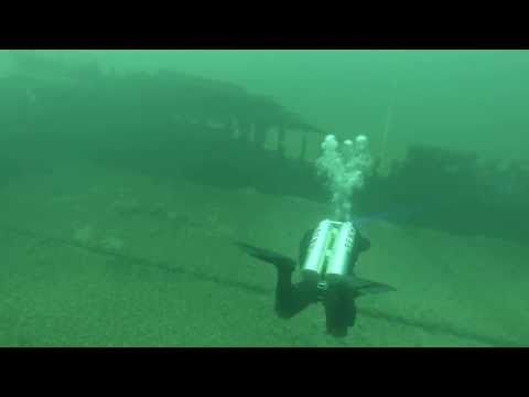 Scuba - Coal Point Barge - Seneca lake