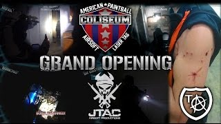 APC CQB Airsoft Arena: Grand Opening - Tactical Anarchy Airsoft