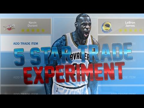 5 STAR TRADE VALUE EXPERIMENT!! EXPOSING 2K