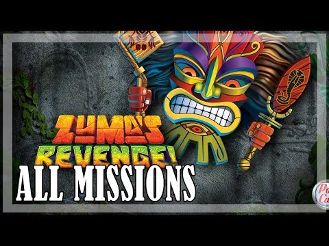 Zuma's Revenge - All Levels | Full Game