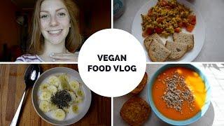 FOOD VLOG WEGAŃSKI | Co jem w ciągu dnia?