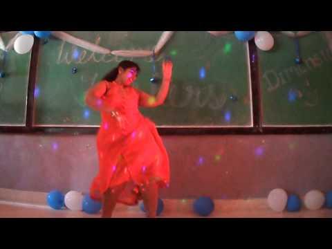 Ananya performance #fiestade2k15