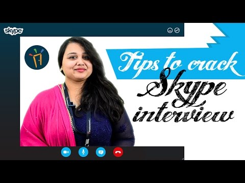 Top Essentials To Crack Skype Interview – Do's And Don'ts,Expert Answers