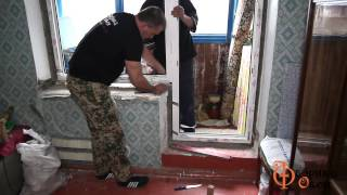 видео Балконные двери