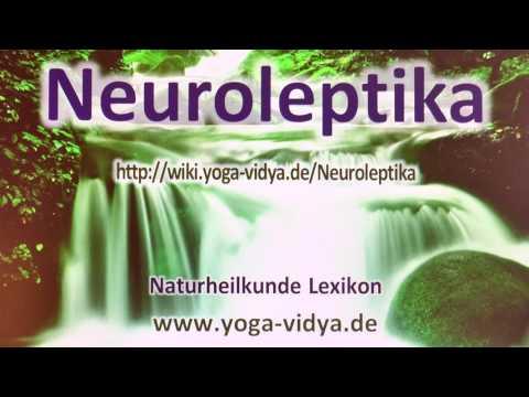 Neuroleptika