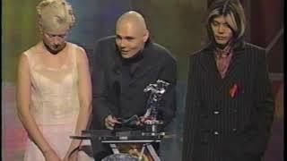 Smashing Pumpkins – VMA Tonight, Tonight Performance & Interview Footage – 1996