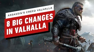 8 Big Changes in Assassin's Creed Valhalla