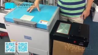 Cuál debería elegir?separador de congelación eléctrica F06 o separador líquido de nitrógeno F07