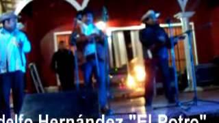Concurso de Tríos en Huehuetla, Puebla. Palomazo del jurado