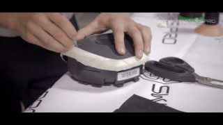 СМОТРИ! Как перетянуть кожей клаксон подушку безопасности автомобиля - перетяжка салона авто(, 2013-10-27T18:45:02.000Z)
