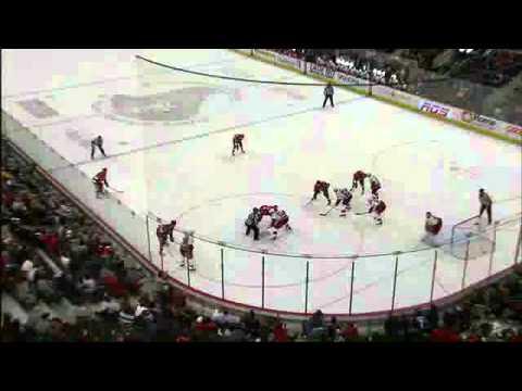 Ottawa Senators Top 10 Rookie Goals 2009-10 Season