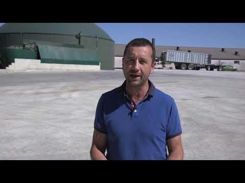 Visite de la centrale biogaz de Belfort