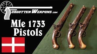 Maltese Flintlocks: Girard Mle 1733 Pistols of the Order of St. John