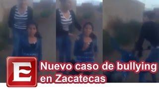 Golpean y humillan a adolescente en Zacatecas