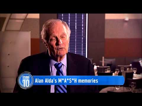 Alan Alda's M*A*S*H Memories | Studio 10