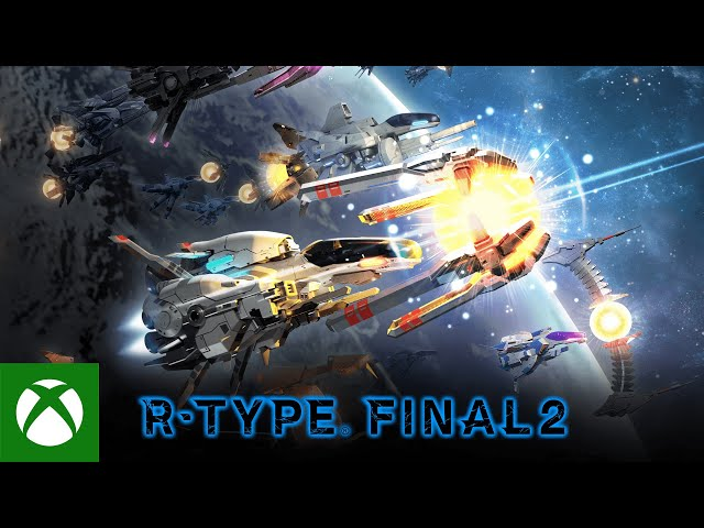 R-Type Final 2 - Gameplay Trailer | Xbox One, Xbox Series X|S
